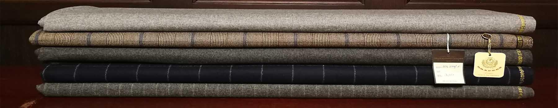Ways to wear grey flannel
