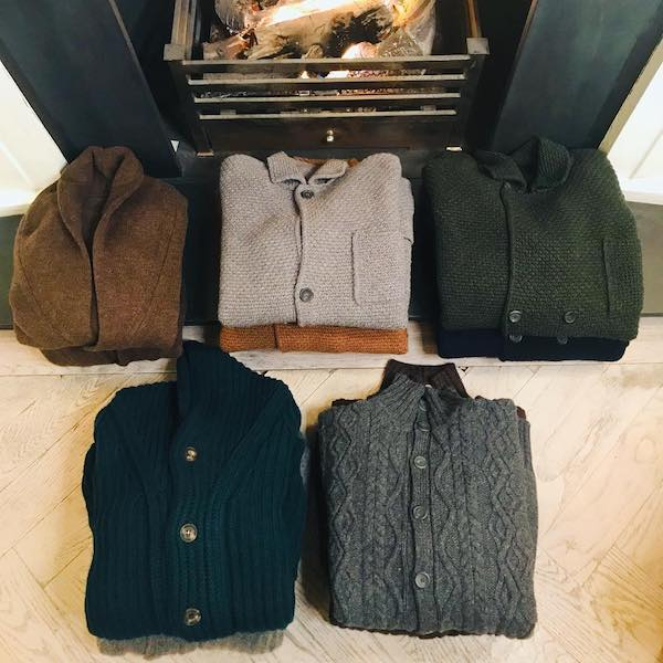 Our best cardigans