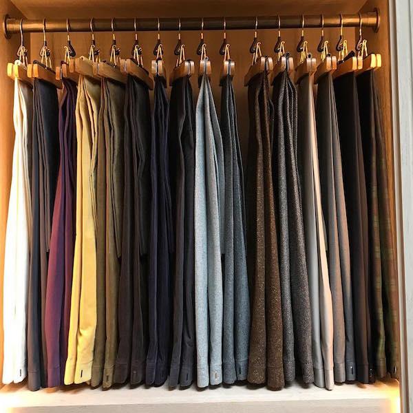 Autumn Colours Trousers